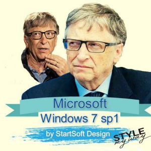 Windows 7 sp1 x64 Plus Office Release by StartSoft 01-2020 [Ru/En]