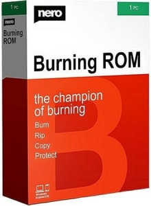 Nero Burning ROM (включен Nero Express) 2021 23.0.1.14 Portable by FC Portables [Ru]