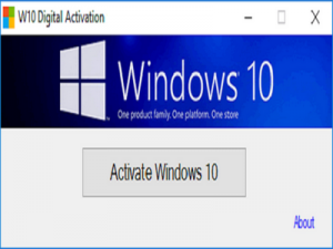 Windows 10 Digital Activation v1.3.9 by Ratiborus [Ru]
