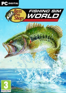 Fishing Sim World: Bass Pro Shops Edition