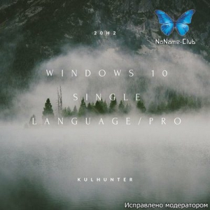 Windows 10 (v20h2) x64 HSL/PRO by KulHunter v5.1 (esd) [Ru]