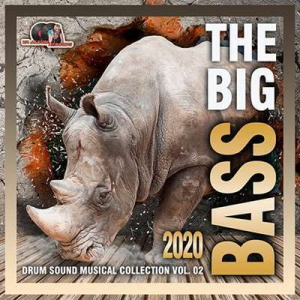VA - The Big Bass: Drum Sound Musical Collection Vol.02