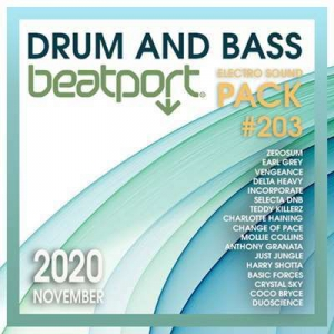 VA - Beatport Drum And Bass: Electro Sound Pack #203.2