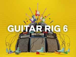 Native Instruments - Guitar Rig 6 Pro 6.2.1 STANDALONE, VST, AAX (x64) RePack by VR [En]