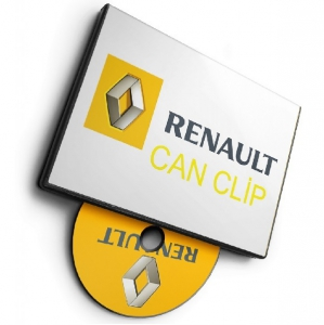 Renault CAN Clip v203 [Multi/Ru]