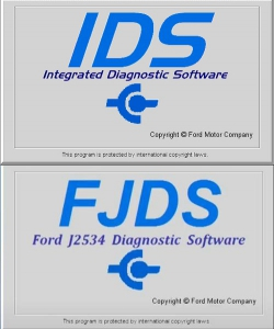Ford IDS 120 Full + FJDS 120 Full [Multi/Ru]