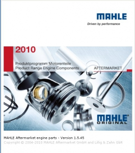 MAHLE Aftermarket engine parts PORTABLE