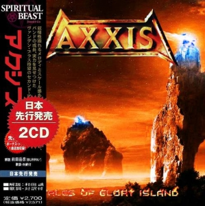 Axxis - Tales Of Glory Island