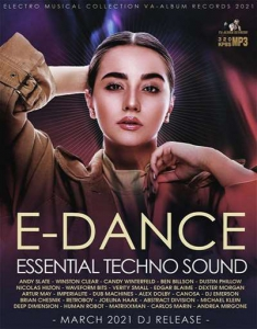 VA - E-Dance: Essential Techno Sound