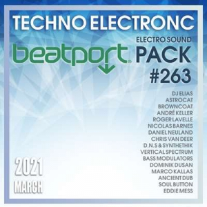 VA - Beatport Techno Electronic: Sound pack #263