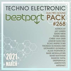 VA - Beatport Techno: Electro Sound Pack #268