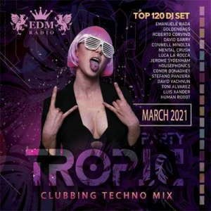 VA - Night Tropic Party: Clubbing Techno Mix