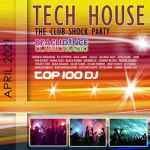 VA - Tech House: The Club Shock Party