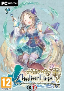 Atelier Firis: The Alchemist and the Mysterious Journey DX