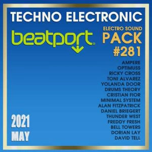 VA - Beatport Techno Electronic: Sound Pack #281