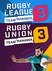 Rugby League/Union Team Manager 3