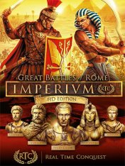 """Imperivm RTC - HD Edition """"Great Battles of Rome"""""""