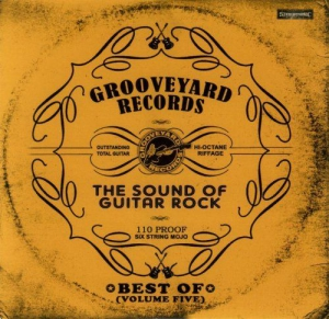 VA - Grooveyard Records: The Sound Of Guitar Rock - Best Of