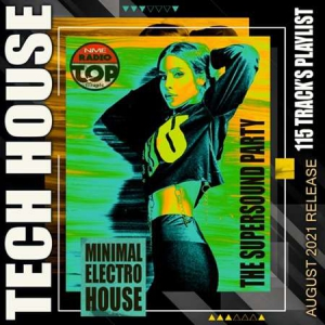 VA - Minimal Electro House: The Supersound Tech House Party